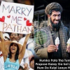 The Proposal For Marriage By A Girl