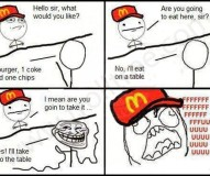 Jokes About Fast Food – McDonalds