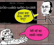 Math is the Most Difficult Subject For Students