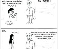 School Teacher Jokes – Girls Vs Boys
