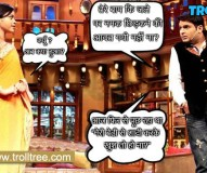 Comedy Joke by Kapil Sharma on his Wife's Father