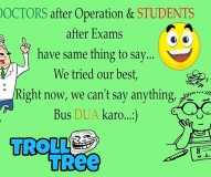 Funny Jokes Of Doctors & Student at TrollTree.Com