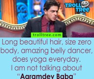 Shahrukh khan funny jokes & Pictures at TrollTree.Com