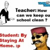 Funny Teacher Students Jokes & Pictutres | Mast School Jokes