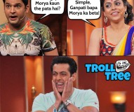 Chandragupta Morya Kaun Tha – Kapil Sharma Jokes