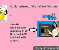 Collest Places of the India in this Summer – Funny Pics