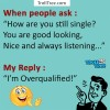 Over Qualified – Funny Jokes