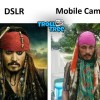 DSLR Vs Mobile Camera