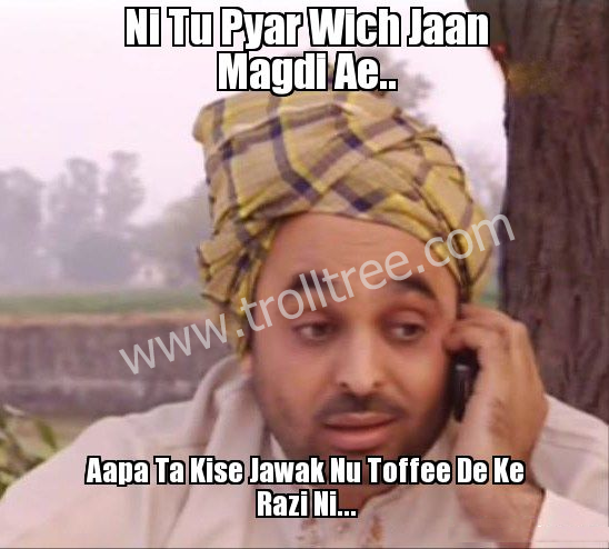 Pyar Wich Jaan Magdi