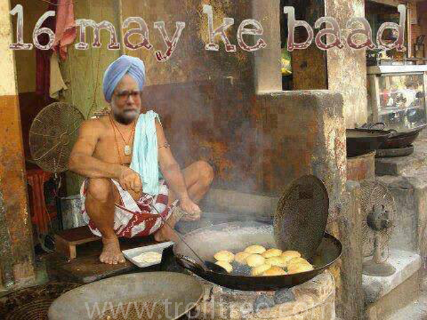 Manmohan Singh's Job after 16 May
