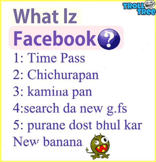 What is Facebook   ?????