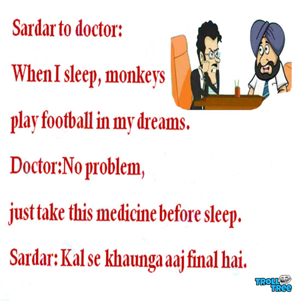 Sardar To Doctor