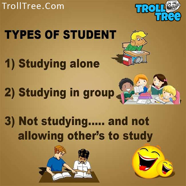 Types Of Student