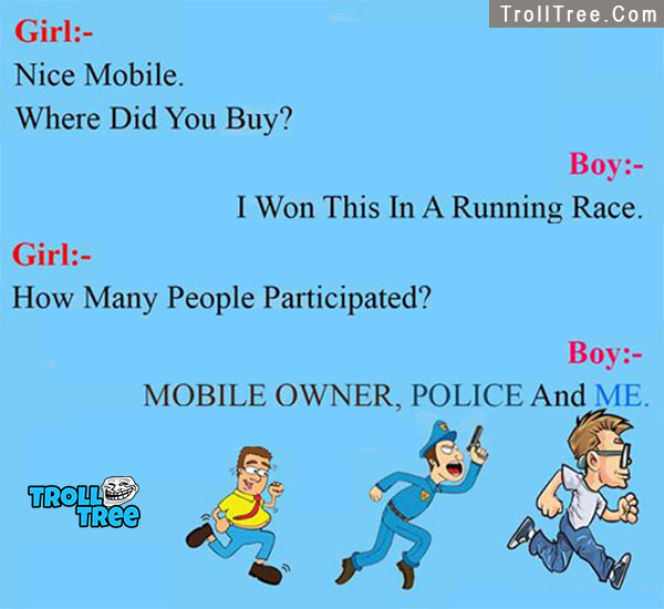 Boy & Girls Funny  Jokes