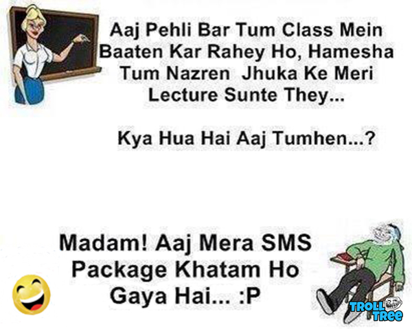 Teacher & Student Funny Jokes