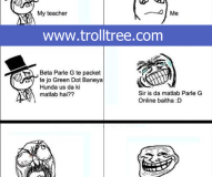 Funny Question Troll