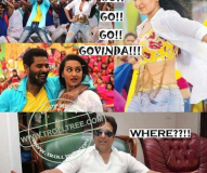 The Dancing Star Govinda