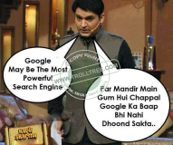 The Kapil Sharma`s joke
