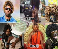 Different Style of Cricketers