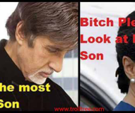 Bollywood Actor Amitabh Bachchan in politics