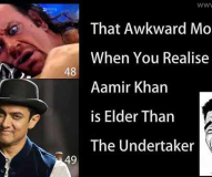 The Role of Aamir Khan in Dhoom 3 Movie