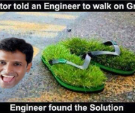 Engineer Found The Solution