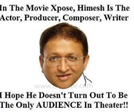 The Xpose Movie – Himesh is the Actor,Producer,Writer
