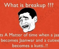 What is Breakup???