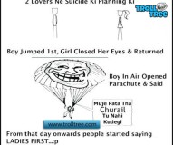 2 Lovers Ne Suicide Ki Planning Ki