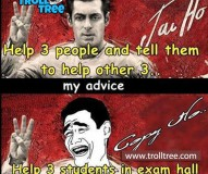 Salman Khan got Trolled by a Indian Student