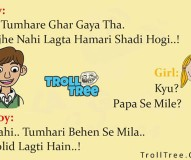 Latest Boy & Girl Funny Jokes at TrollTree