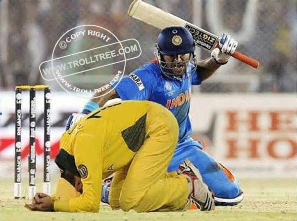 Cricket World Cup 2011 funny pictures
