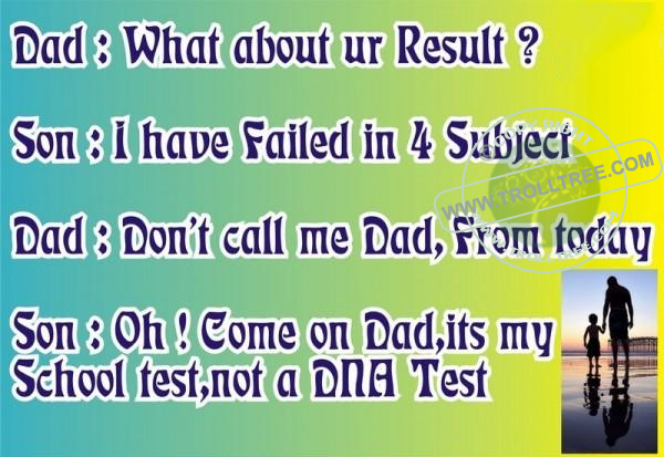 The DNA Test