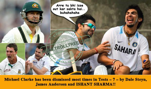 The Funny Chats Between The Cricketers