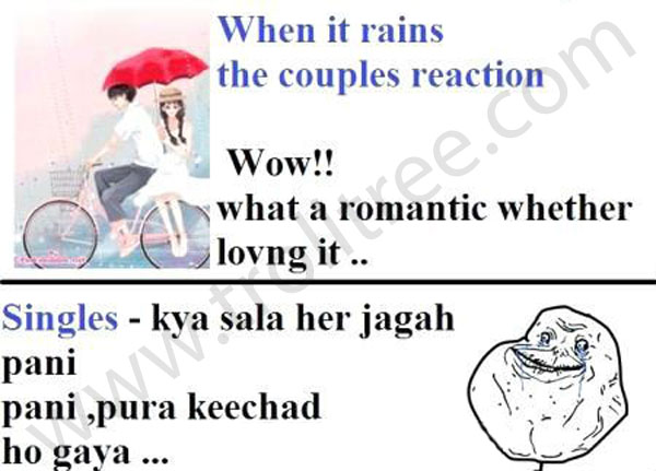 Wow!! What a Romantic Whether Loving It