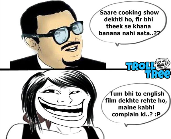 Wife Trolled to His Husband