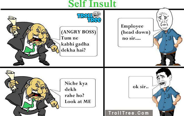 Boss Vs Staff Fight by Funny and Honey- Funny Jokes