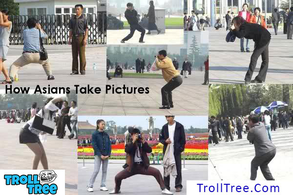 How to Photography Asian Style ? Funny Pictures