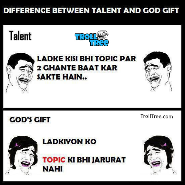 Talent and God Gift