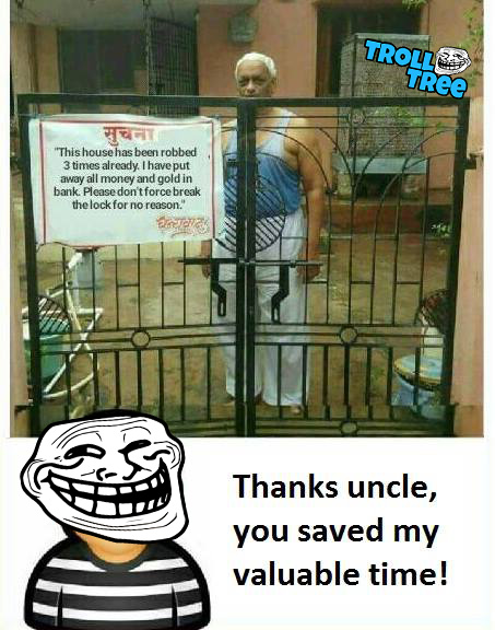 Thanks Uncle